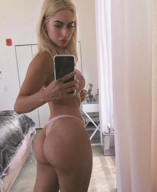 Jonge vrouw wil pornofilm maken